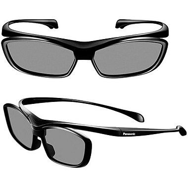 Panasonic® TY-EP3D10UB 3D Passive Glasses For TC-L42ET5, TC-L55ET5, TC-L47ET5, 47ET5-BTT195-BUNDLE