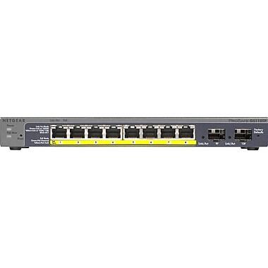 Netgear GS110TP200NAS 8-Port Smart Gigabit Ethernet Switch