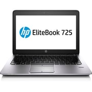 HP® EliteBook 725 G2 12.5 LED Notebook PC, AMD A8 Pro-7150B 1.9 GHz