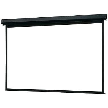 Infocus Sc-Motw-130 Electric Projection Screen With Ceiling/Wall Mount