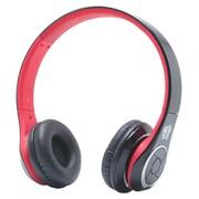 Life n soul BN301-B Bluetooth HeadPhone, Black/Red
