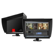 Eizo CG247-BK LED Self Calibrating 24 Monitor, Black