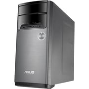 ASUS M32AD AMD Quad-Core Processor, 1 TB HDD, 4 GB RAM, Windows 8.1 Desktop PC