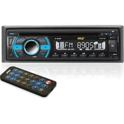Pyle PLCD51BT In-Dash Bluetooth Receiver with USB/SD Memory Slots, AUX Input for MP3 Playback & AM/FM Radio