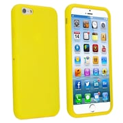 Insten® Skin Case For iPhone 6/6S, Yellow