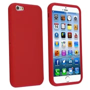Insten® Skin Case For iPhone 6/6S, Red
