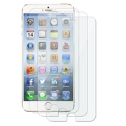 Insten® Reusable Screen Protector For iPhone 6, 3/Set
