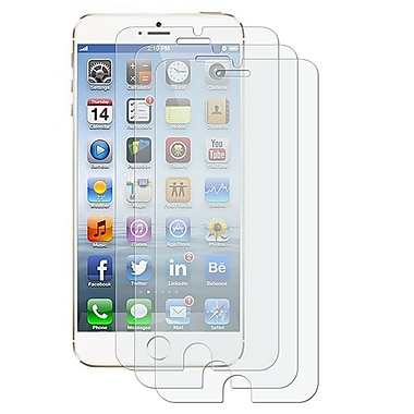 Insten® Anti-Glare Screen Protector For iPhone 6/6S, 3/Set