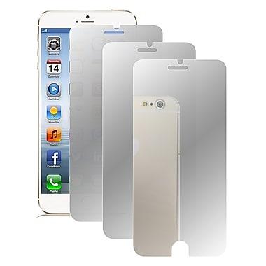 Insten® Mirror Screen Protector For iPhone 6/6S, 3/Set