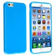 Insten® TPU Case For iPhone 6/6S, Blue Jelly