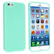 Insten® TPU Case For iPhone 6/6S, Mint Green Jelly