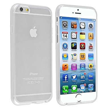 Insten® TPU Case For iPhone 6/6S, Clear