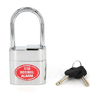 Lock Alarm Padlock (2104)