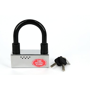 Lock Alarm U-Shackle (2503)