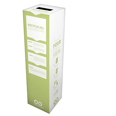 TerraCycle® Accounting Forms and Cash Handling Supplies Zero Waste Boxes