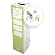 "TerraCycle® Baby Care Zero Waste Box, 10"" x 10"" x 18"", Small"