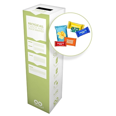 TerraCycle® Breakroom Waste Zero Waste Box, 10