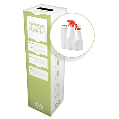 TerraCycle® Cleaning Supplies Zero Waste Box, 11