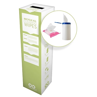 TerraCycle® Cleaning Wipes Zero Waste Box, 15