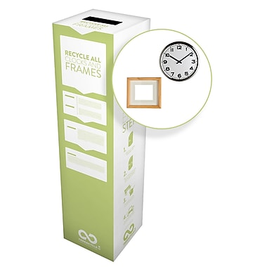 TerraCycle® Clocks and Frames Zero Waste Box, 10