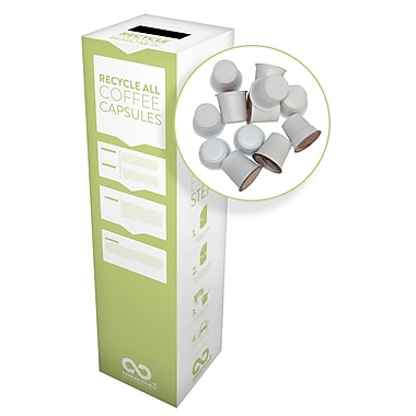 TerraCycle® Coffee Capsules Zero Waste Box, 10