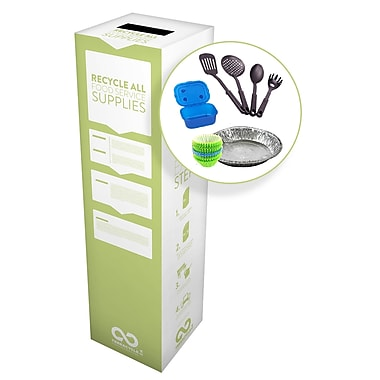 TerraCycle® Food Service Supplies Zero Waste Box, 10