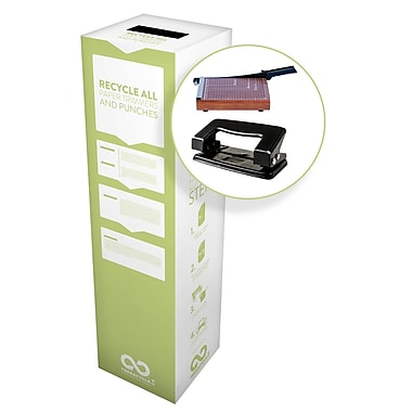 TerraCycle® Paper Trimmers and Punches Zero Waste Box, 10