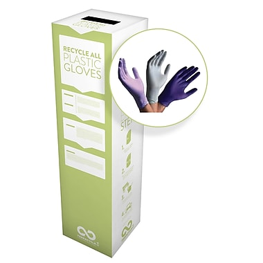 TerraCycle® Plastic Gloves Zero Waste Box, 10