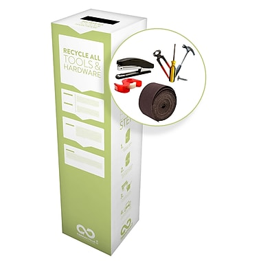 TerraCycle® Tools and Hardware Zero Waste Box, 11