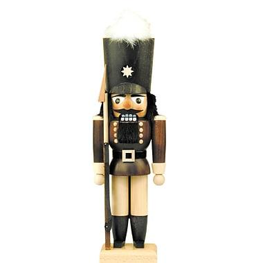 Alexander Taron Christian Ulbricht Soldier Mini Nutcracker