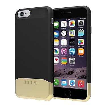 Incipio Edge Chrome iPhone 6 Case, Black Gold