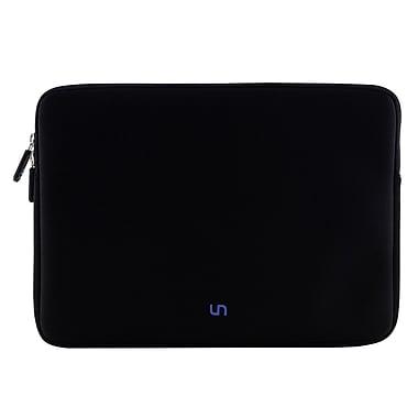 UncommonMC – Étui en néoprène de 13 po pour MacBook, noir