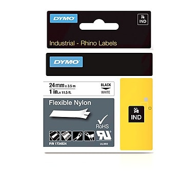 Dymo® Rhino™ Industrial Strength Labels, 1