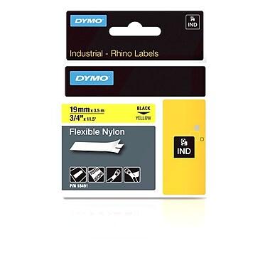 Dymo® Rhino™ Industrial Strength Labels, 3/4