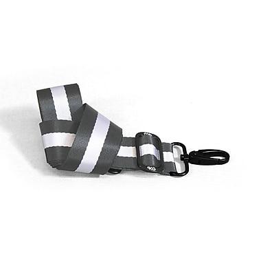 PKG 'Strap' Universal Strap, One Size, Charcoal Stripe