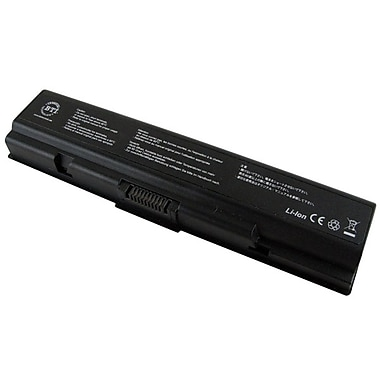 BTI® 6 Cell 10.8 VDC 4400 mAh Li-ion Notebook Battery For Toshiba Satellite Notebook Series