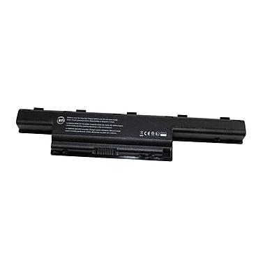 BTIMD – Batterie Li-ion 6 cellules 10,8 V c.c. 4400 mAh pour ordinateur portatif série NV53A de Gateway
