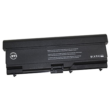 BTI® 9 Cell 10.8 VDC 8400 mAh Li-ion Notebook Battery For Lenovo ThinkPad Notebooks