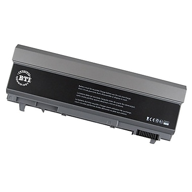 BTI® 9 Cell 10.8 VDC 7800 mAh Li-ion Notebook Battery For Dell Latitude E6400 Notebooks