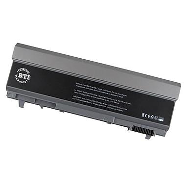 BTIMD – Batterie Li-ion 9 cellules 10,8 V c.c. 7800 mAh pour ordinateurs portatifs Latitude E6400 de Dell
