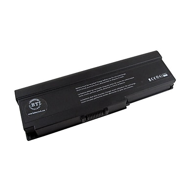 BTI® 9 Cell 10.8 VDC 7800 mAh Li-ion Notebook Battery For Dell Vostro 1400 Notebooks
