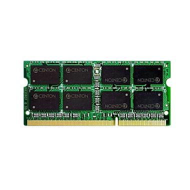 Centon – Module de mémoire 4 Go (1 x 4 Go) SODIMM (SDRAM 204 broches) DDR3 1333 (PC3-10600)