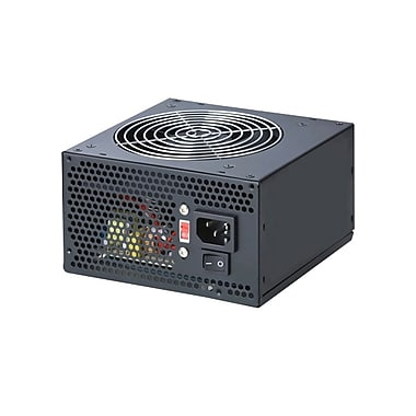 CoolMax® ZU-500B ATX12V 2.3 and EPS12V 2.91 Power Supply, 500 W