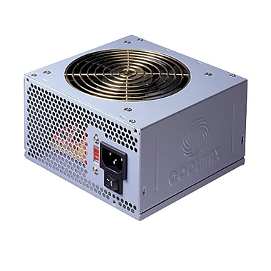 CoolMax® ZX-500 ATX12V 2.2 and EPS12V 2.91 Power Supply, 500 W