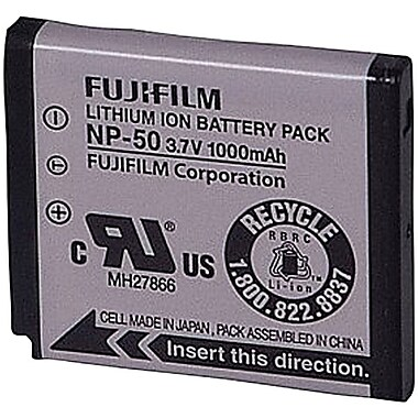 Fujifilm NP-50 710 mAh Li-ion Rechargeable Battery For Finepix F50fd Digital Camera