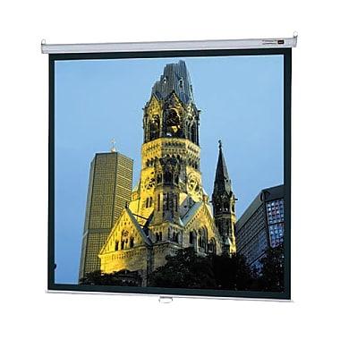 Da-LiteMD – Écran de projection manuel avec CSR, modèle BMD 95783, 72 po, 4:3