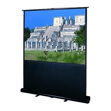 Da-LiteMD – Écran de projection portatif, 83316, de luxe Insta-TheaterMD, 80 po, 4:3