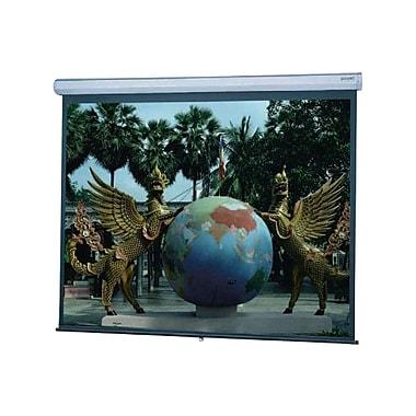 Da-LiteMD – Écran de projection manuel avec CSR, modèle C 79876, 120 po, 4:3