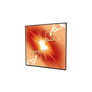 DraperMD – Écran de projection 250005 Cineperm, série Manual, mur et plafond, 120 po, 4:3