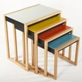 Control Brand Bayer 4 Piece Nesting Tables
